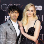 Joe Jonas and Sophie Turner Caught Shopping for Baby Boy Clothes
