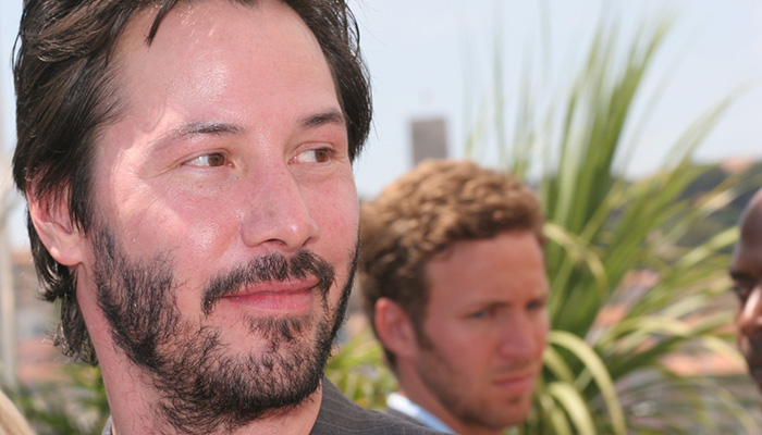 keanu reeves lonely single feat