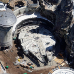 Disney's Star Wars Themed Attraction Finally Completed, See the Amazing First Photos