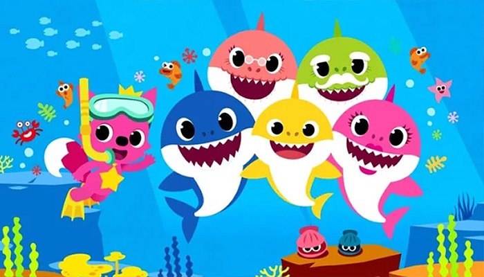 Nickelodeon and Pinkfong! to Co-Produce Baby Shark TV Show