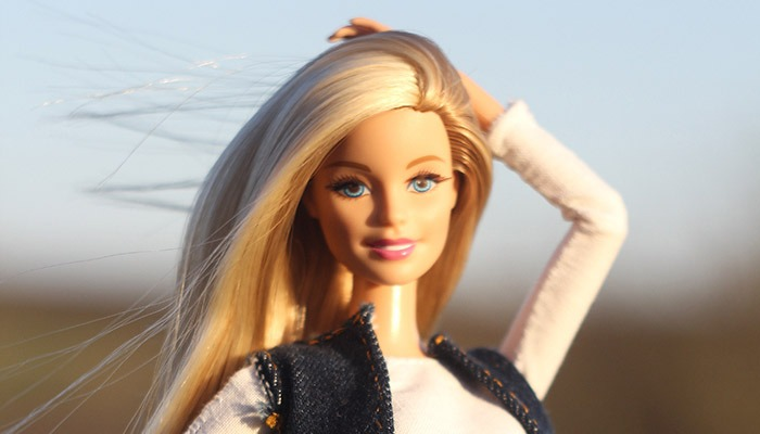 barbie doll live action movie see the actress feat