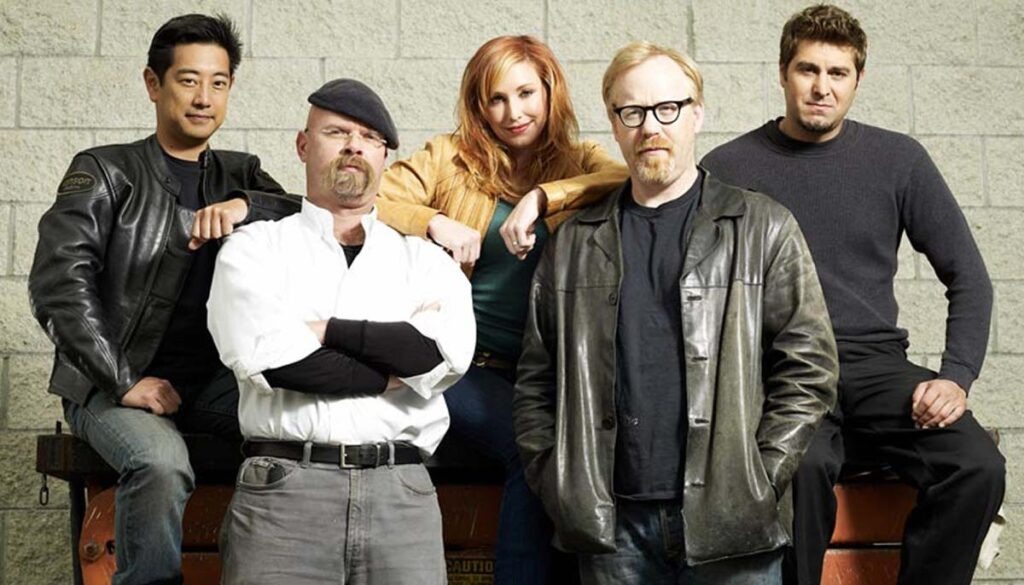 Mythbusters actor dies