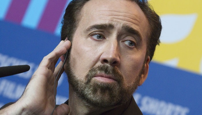 nicolas cage interview feat