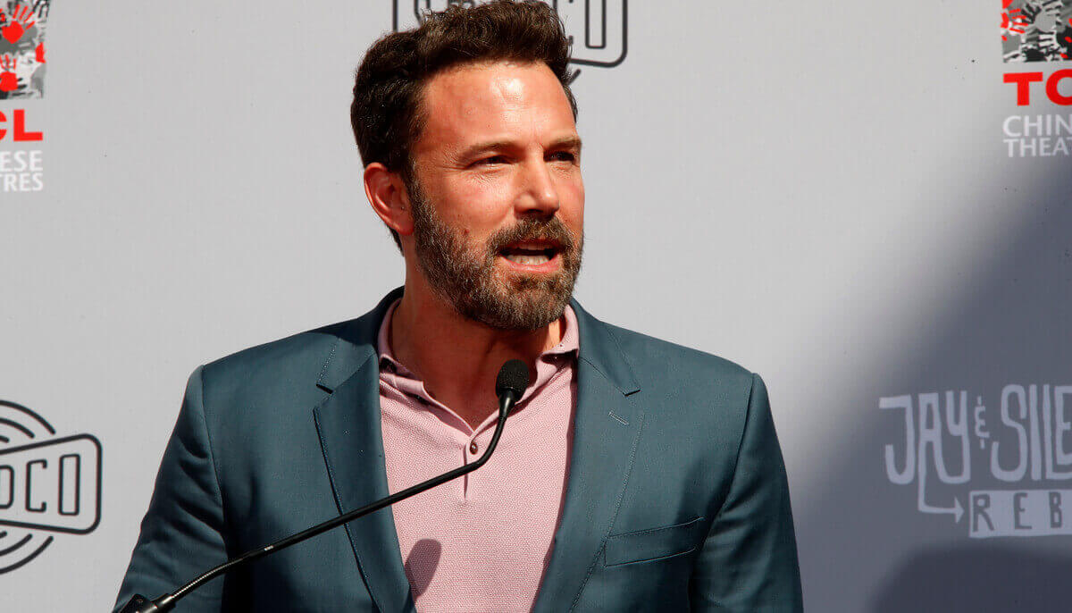 Ben Affleck opens up about sobriety slip