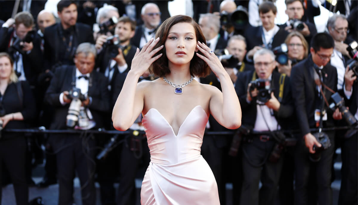 Is Bella Hadid the most beautiful woman in the world