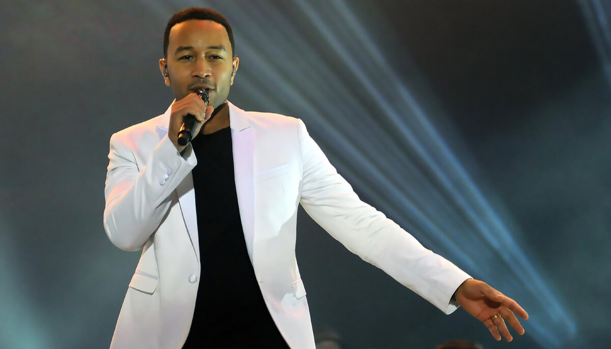 John Legend updating Baby It's Cold Outside