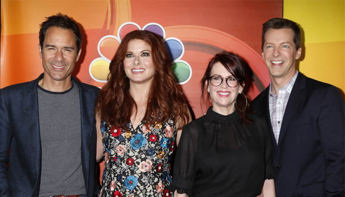 The cast of Will and Grace are fueding going into the season finale