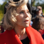 Jane Fonda Arrested for the Second Time This Month