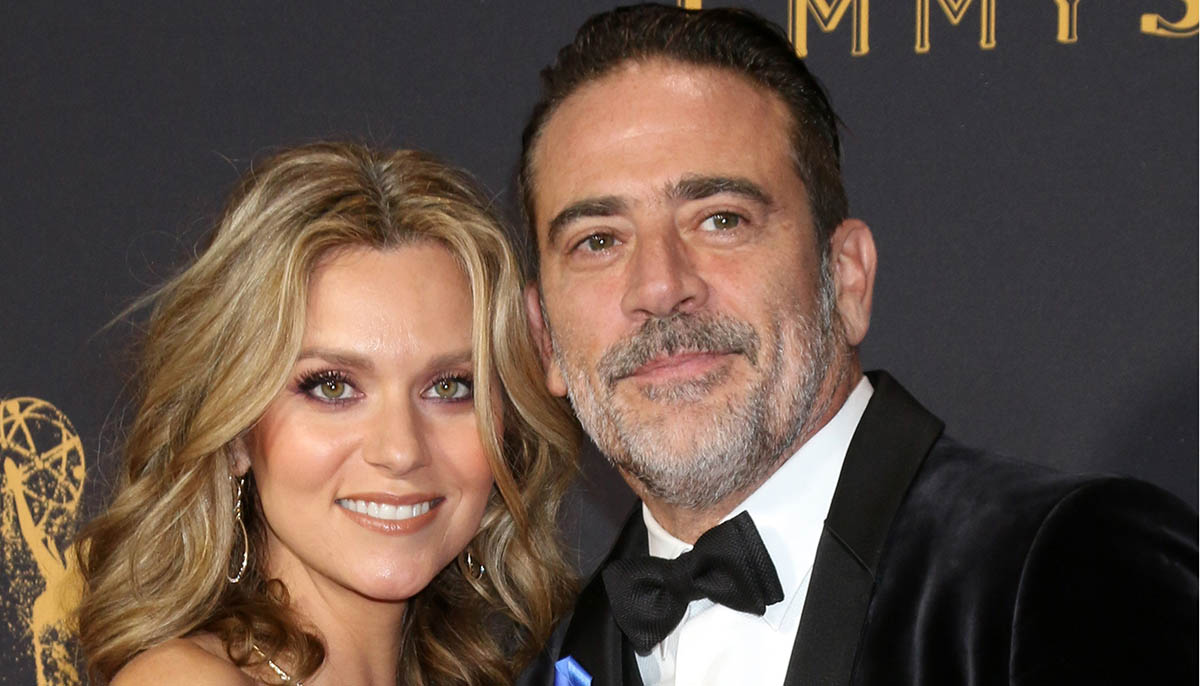 Jeffrey Dean Morgan and Hilarie Burton married after 10 years