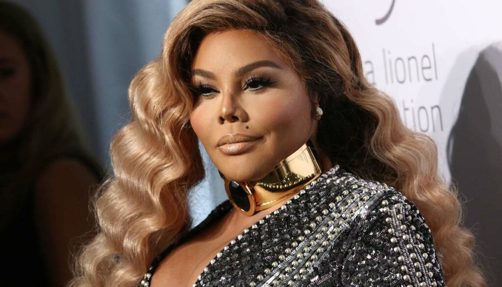 lil kim clashes with protesters anti-fur animal rights activists