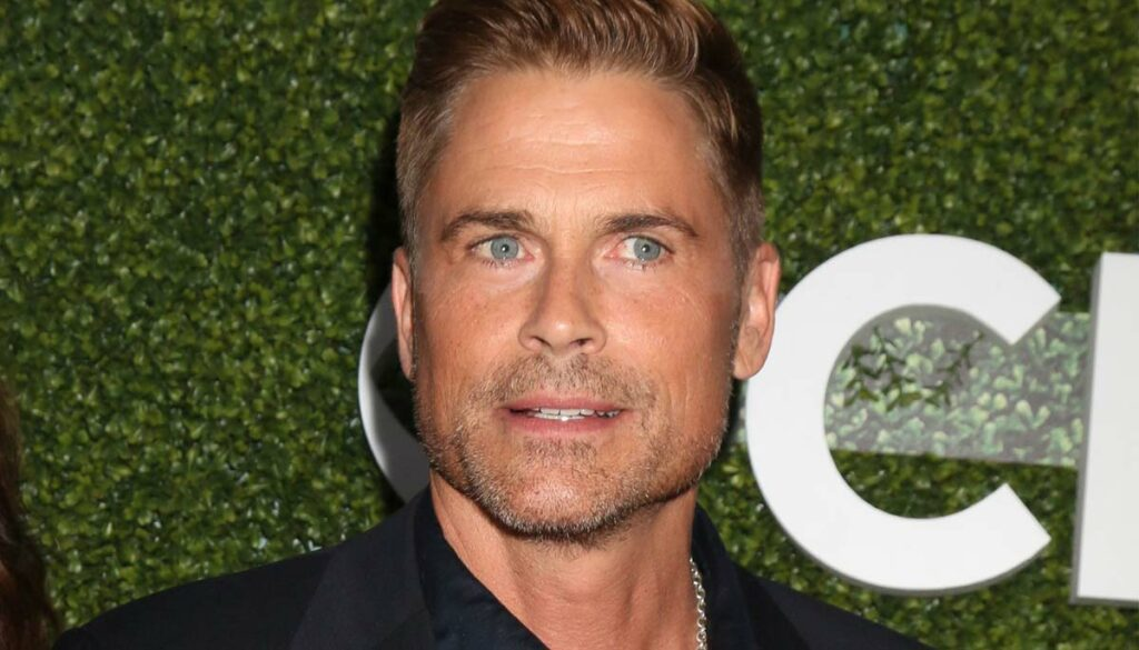rob lowe opens up about sex tape