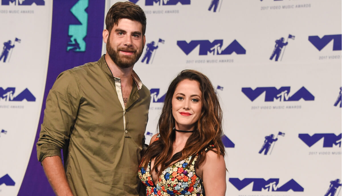 Jenelle and David Eason