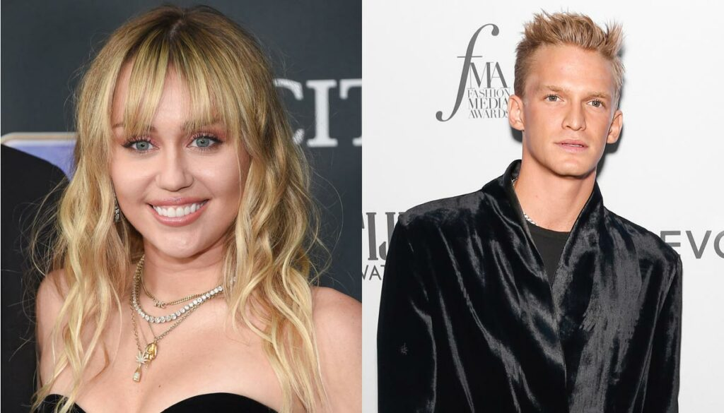 miley cyrus recovering from surgery vocal cords tonsillitis cody simpson keeping her company