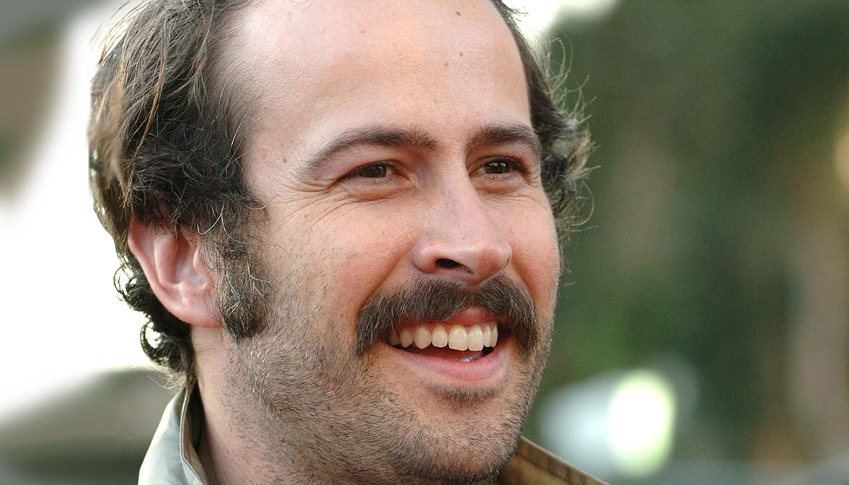 Jason Lee at a party to launch new season of My Name is Earl