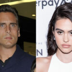 Scott Disick Seen Getting Cozy With 19-Year-Old Amelia Hamlin