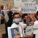 Facebook Bans Myanmar Military Accounts After Coup
