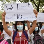 Security Forces in Myanmar Kill at Least 33 Protestors