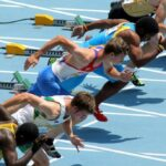 Relatively Unknown Italian Runner Takes Olympic Gold
